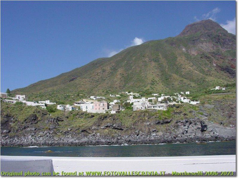 Fotografie Altro - Paesi - The village of Ginostra (Stromboli island)