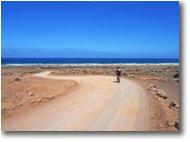 Foto Altro - Panorami - Mountain bike: arriving to Cofete