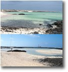 Fotografie Altro - Panorami - El toston lighthouse: high and low tide