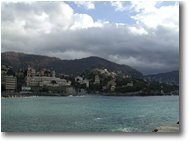 Foto Altro - Panorami - Winter sea in Recco (Genoa)