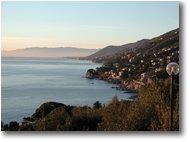 Foto Altro - Panorami - Mare d'inverno a Recco (Genova)