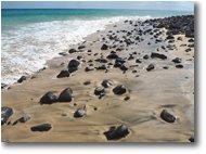 Foto Altro - Panorami - Rising tide, over the volcanic rocks.