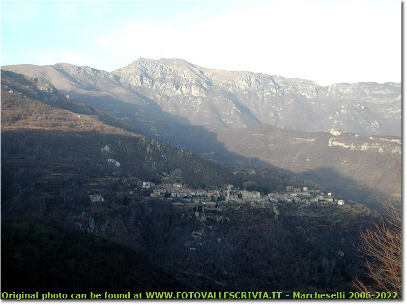 Foto Altro - Panorami - M. Armetta and Village of Alto (Cuneo)
