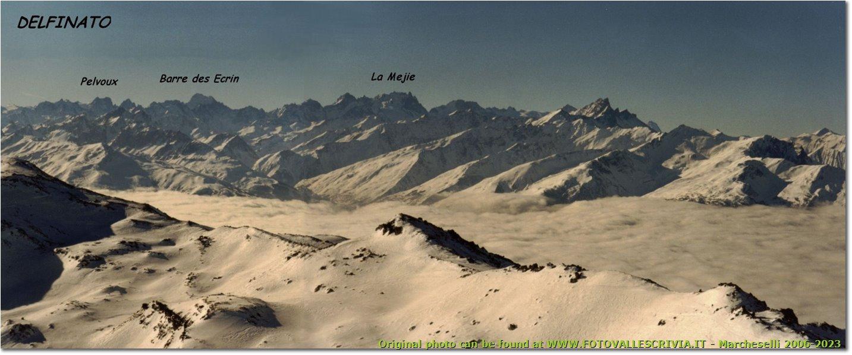 Foto Altro - Panorami - Sight from Pointe de la Masse (Val Thorens - Swiss)
