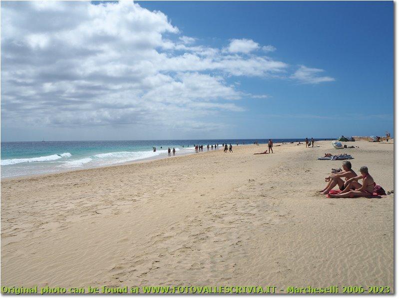 Matorral beach