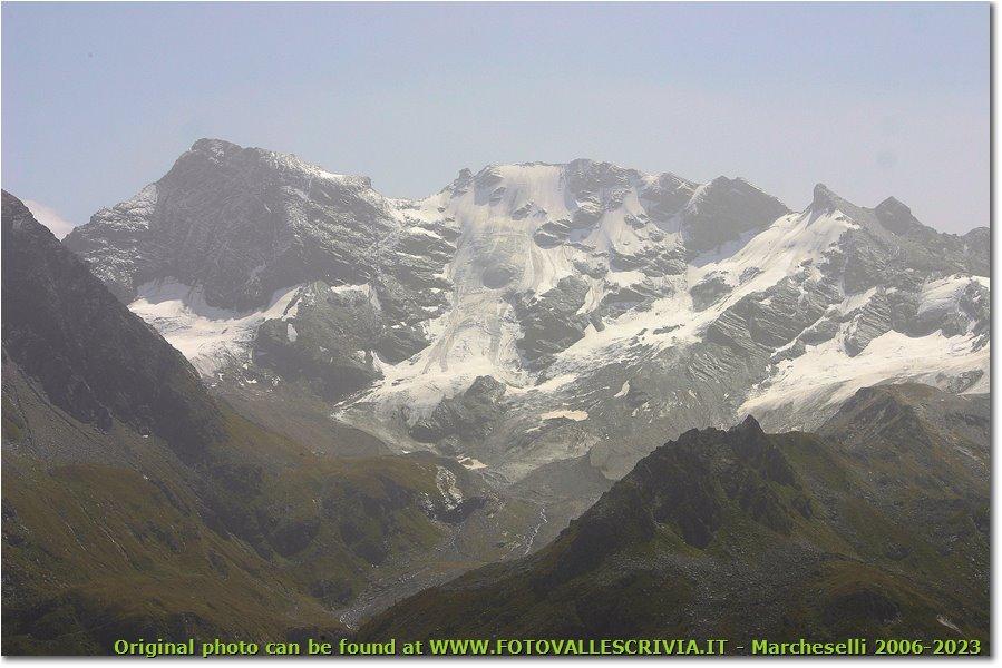 Fotografie Altro - Panorami - Valgrisenche: Monte Grande Rousse