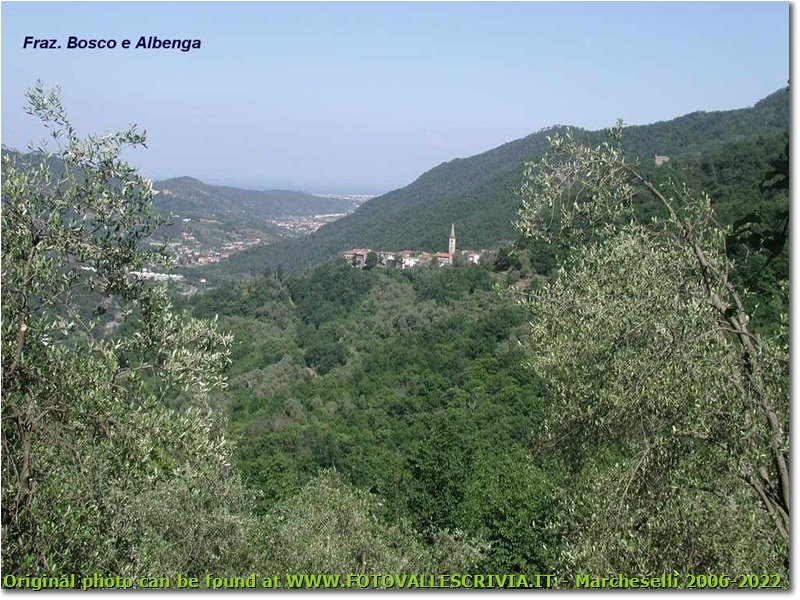 Fotografie Altro - Panorami - Arroscia Valley (Imperia)
