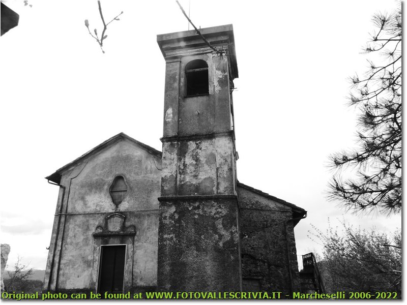 Fotografie Busalla&Ronco Scrivia - Paesi - Montecanne