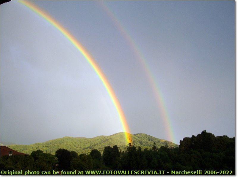 Foto Busalla&Ronco Scrivia - Panorami - Under the rainbow