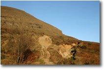 Fotografie Busalla&Ronco Scrivia - Panorami - Erosion on M. Alpe di Porale