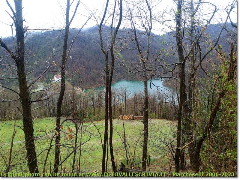 Foto Busalla&Ronco Scrivia - Panorami - Un altro angolo del lago Busalletta