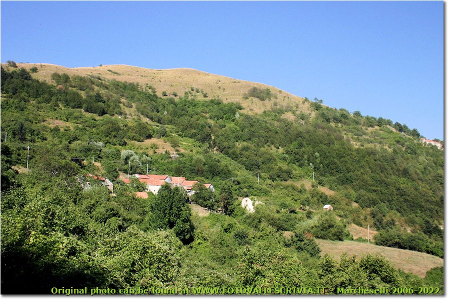 Fotografie Montoggio - Paesi - Monte Banca: Frazioni Fasciou e Serrato