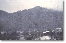 Fotografie Montoggio - Panorami - Slope of M. bano