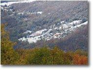 Foto Savignone - Paesi - Novembre, la prima neve su Valle Calda e Vittoria