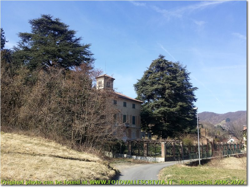 Fotografie Savignone - Paesi - Villa a frazione Besolagno