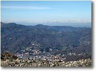 Foto Savignone - Panorami - Busalla e le Alpi Cozie
