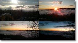 Foto Savignone - Panorami - Sunset stages