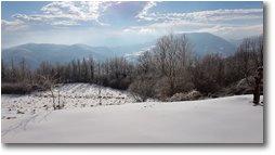 Fotografie Savignone - Panorami - Il sole dopo la tormenta di neve