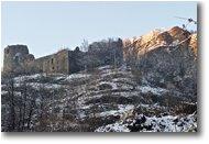 Fotografie Savignone - Panorami - Inverno al Castello