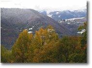Fotografie Savignone - Panorami - Novembre, la prima neve
